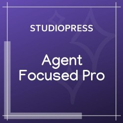 Agent Focused Pro Theme