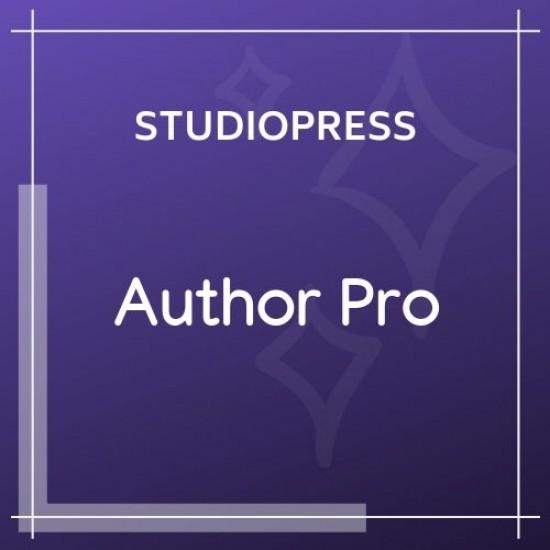 Author Pro Theme
