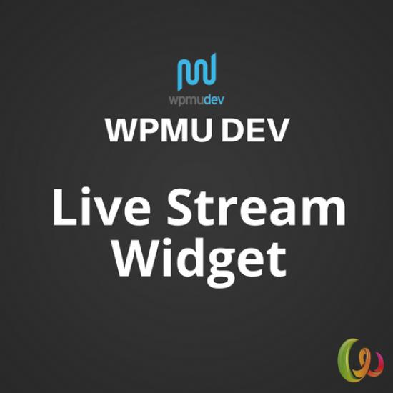 WPMU DEV Live Stream Widget 1.0.5