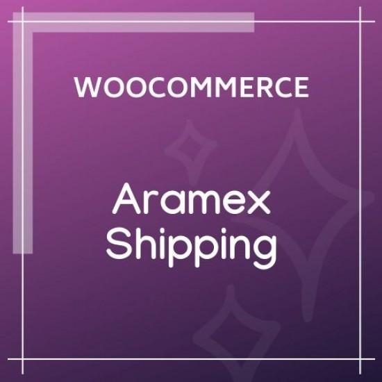 WooCommerce Aramex Shipping