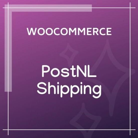 WooCommerce PostNL Shipping Method 1.2.7