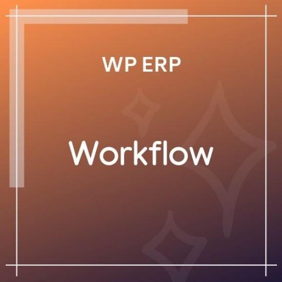 WP ERP Workflow 1.2.0