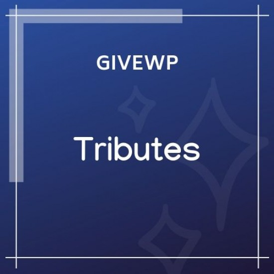 Give Tributes