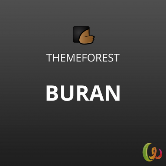 BURAN Creative Portfolio and Business WordPress