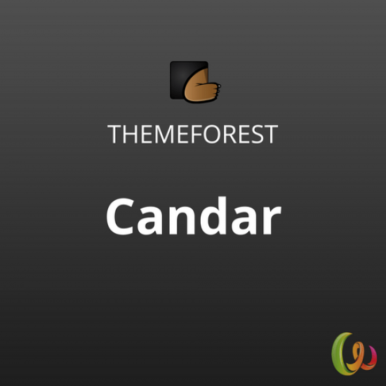 Candar Freelancers Agencies Responsive Theme