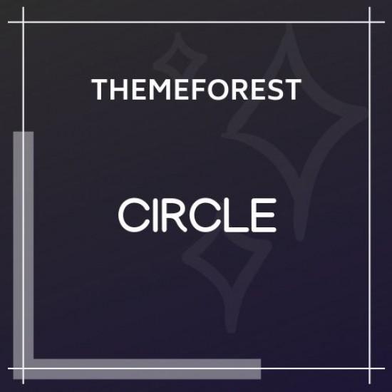 CIRCLE Creative Shop Multipurpose WordPress Theme