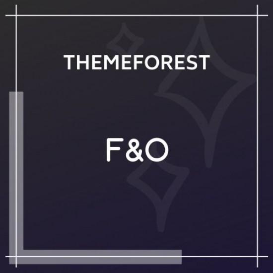 F&O Consultant Finance WordPress Theme 1.2.1