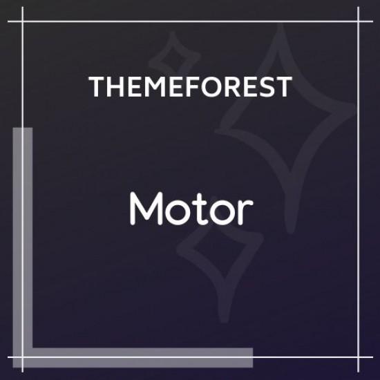 Motor Vehicles Parts WordPress Theme 3.0.0