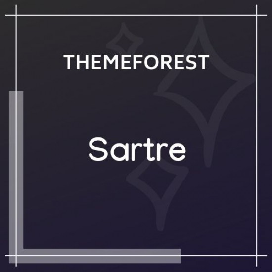 Sartre 1.1.31 Responsive Multipurpose WordPress Theme