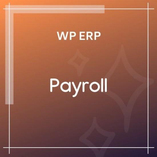 WP ERP Payroll 1.2.0