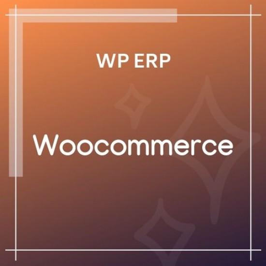WP ERP Woocommerce Integration