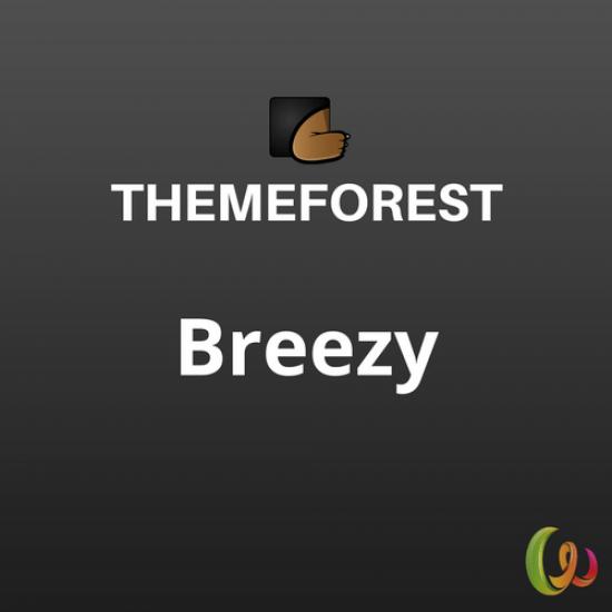 Breezy Mobile Theme for WordPress