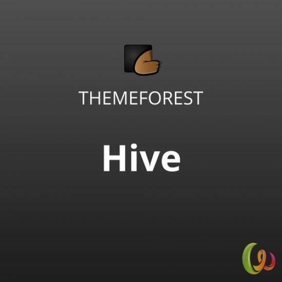 Hive Restaurant Cafe WordPress Theme