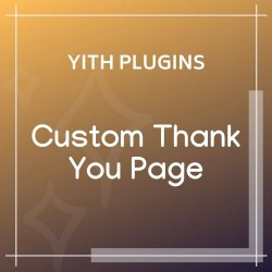 YITH Custom Thank You Page Premium
