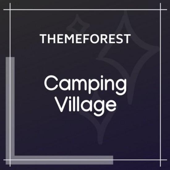 Camping Village WordPress Theme