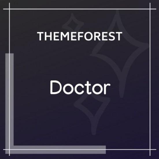 Doctor Medical Health WordPress Theme 1.3.2