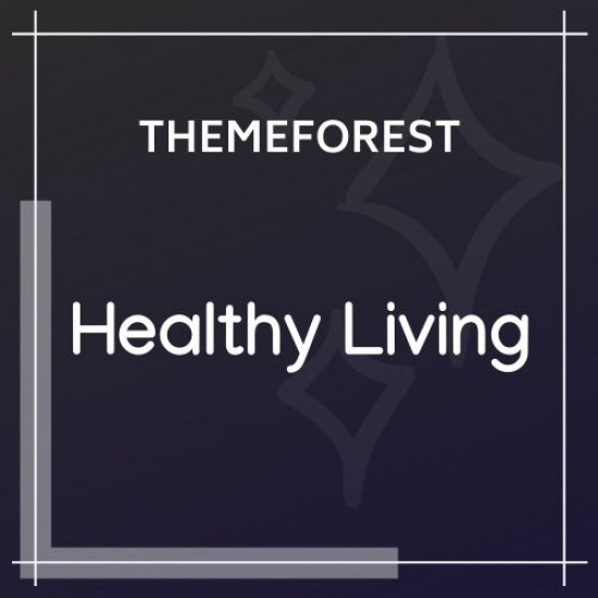 Healthy Living Blog with Online Store WordPress Theme 1.2.2