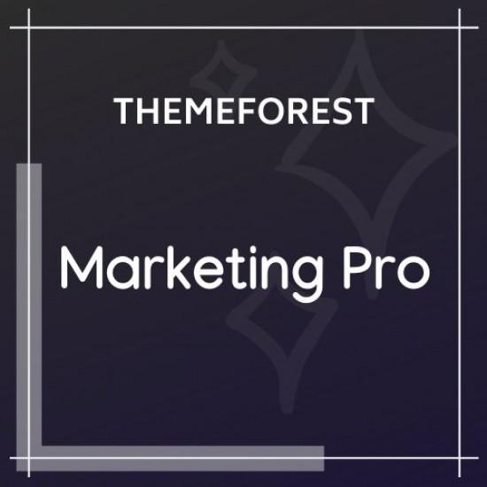 Marketing Pro SEO, Landing, Marketing Theme 2.6