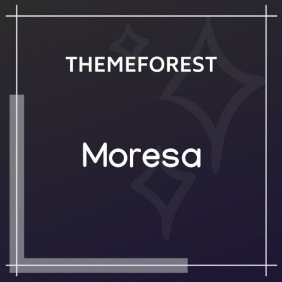 Moresa Business WordPress Theme 1.6
