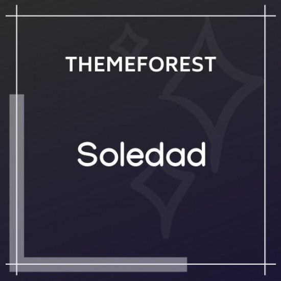 Soledad Multi-Concept Blog/Magazine/News AMP Theme