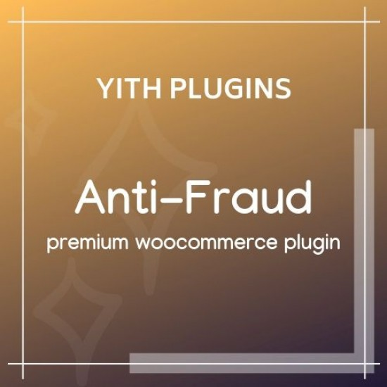YITH Woocommerce Anti-Fraud