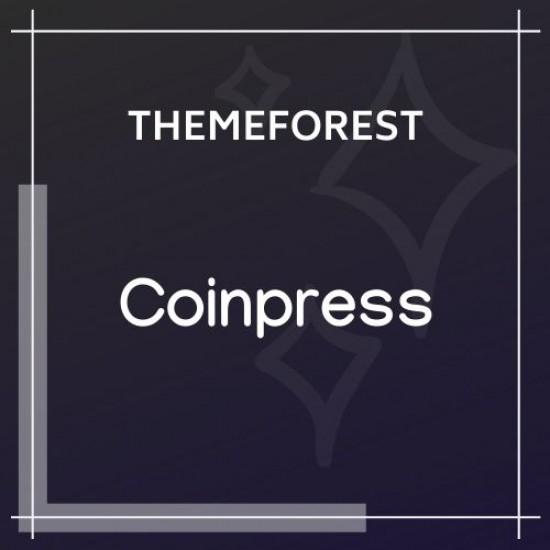 Coinpress | ICO Cryptocurrency Magazine Blog Theme