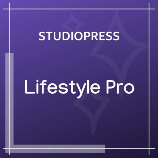Lifestyle Pro Theme 3.2.4