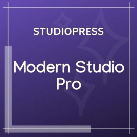Modern Studio Pro Theme 1.0.3