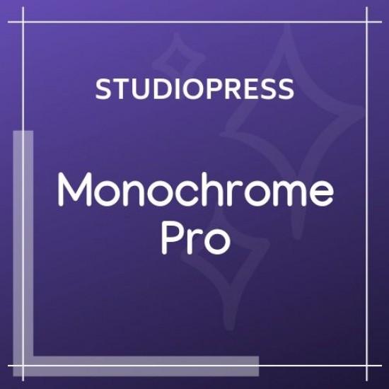 Monochrome Pro Theme