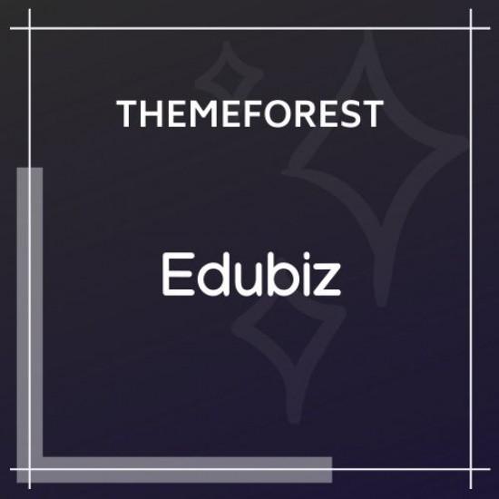 Edubiz Powerful Education, Courses WordPress Theme 1.2