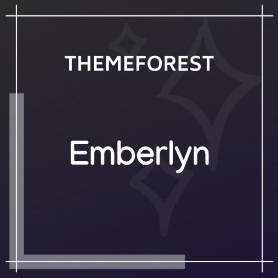 Emberlyn | Personal Stylist WordPress Theme 1.1