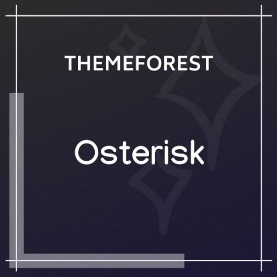 Osterisk: VOIP Cloud Services WordPress Theme