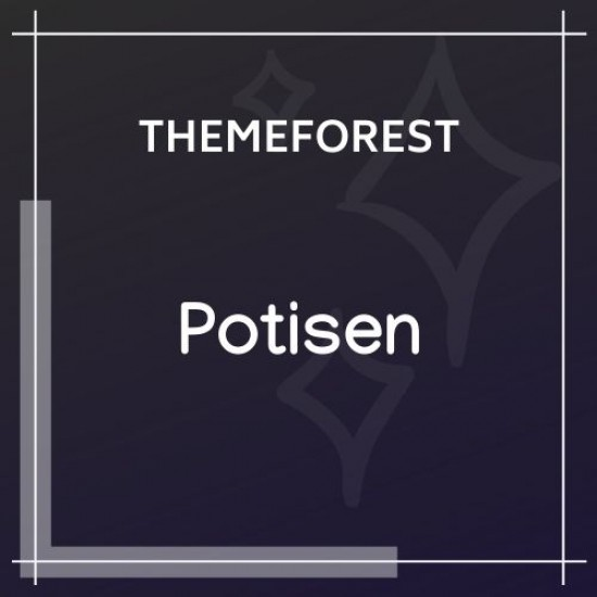 Potisen Election Political WordPress Theme 1.0.0