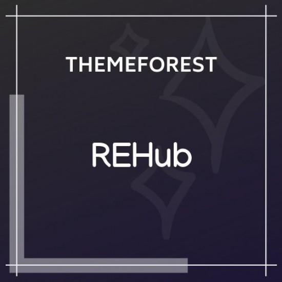 REHub Price Comparison, Multi Vendor Store Theme