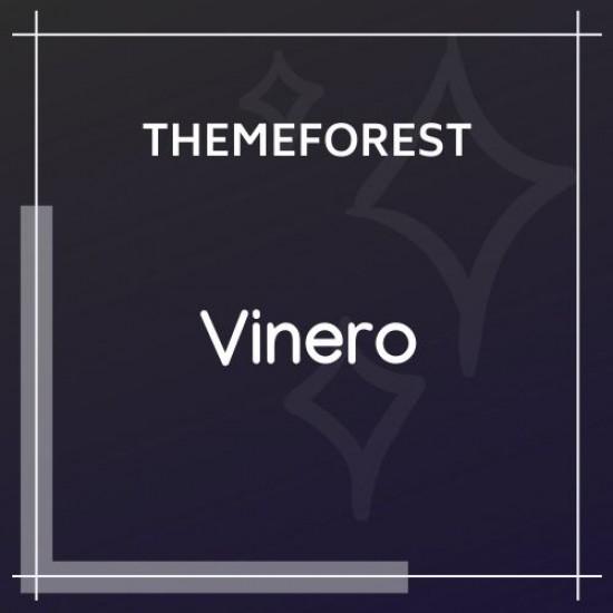 Vinero Very Clean and Minimal Portfolio 3.1