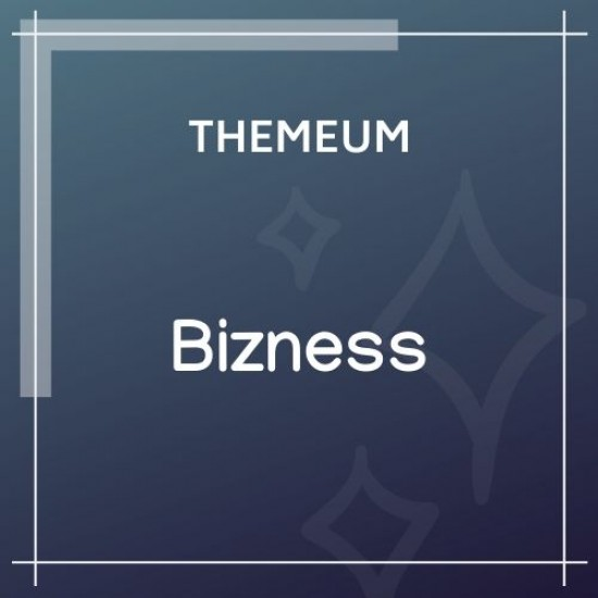 Bizness Theme