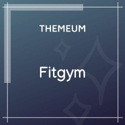 Fitgym Theme