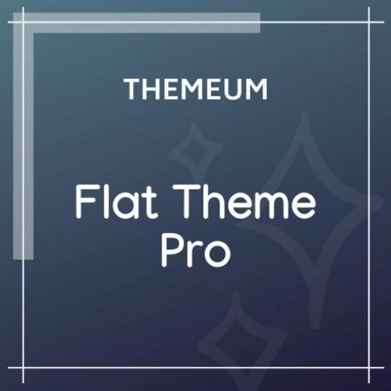 Flat Theme Pro