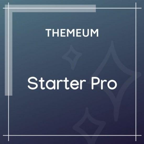 Starter Pro Theme