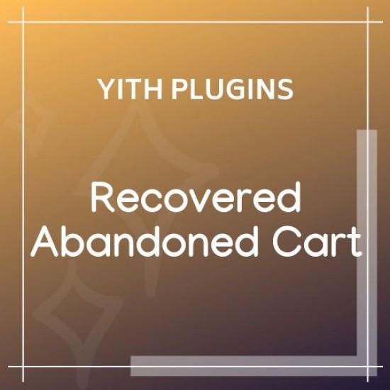 YITH Woocommerce Recovered Abandoned Cart