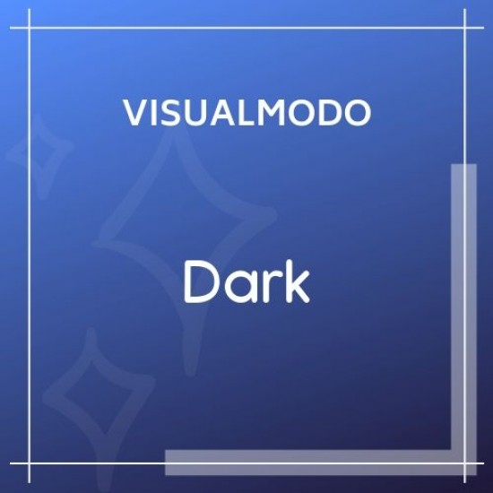 Dark WordPress Theme