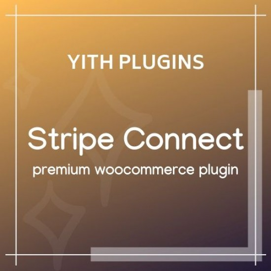 YITH Woocommerce Stripe Connect Premium