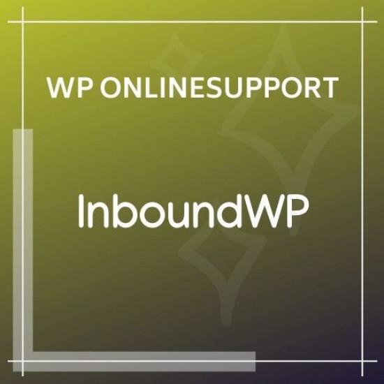 InboundWP Marketing Plugin 1.0.1