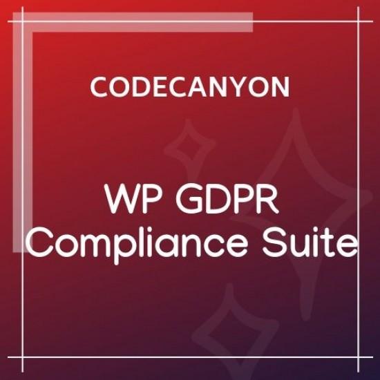 WP GDPR Compliance Suite 3.6