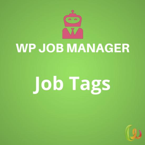 WP Job Manager Job Tags 1.4.1
