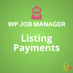 WP Job Manager Listing Payments 2.2.1