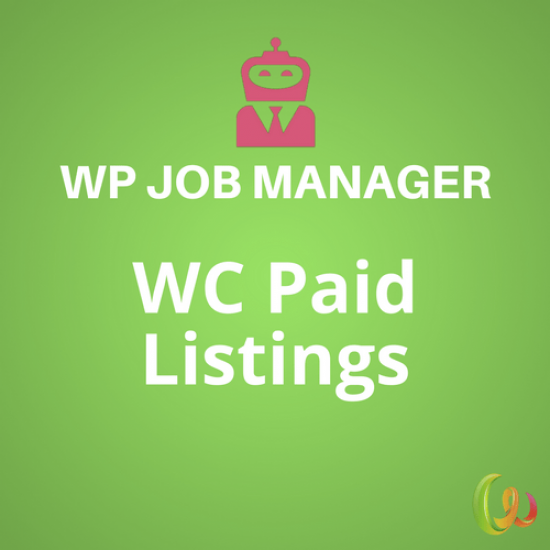 WP Job Manager WC Paid Listings 2.8.3