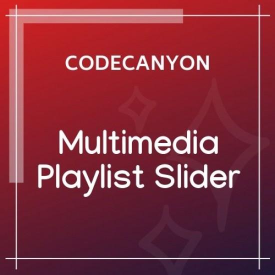 Multimedia Playlist Slider for WPBakery Page Builder