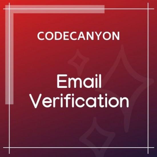 WooCommerce Email Verification 1.3