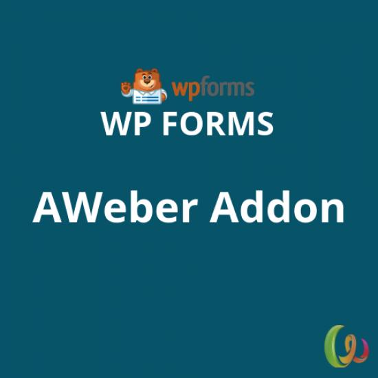 WPForms AWeber Addon 1.2.0